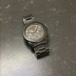 Mens Michael Kors Gunmetal watch